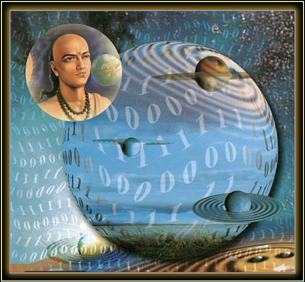 Aryabhat - astronomer, mathematician - the order of time